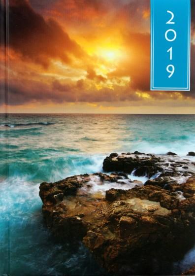 Kalendarz A5 - Wybrzeże