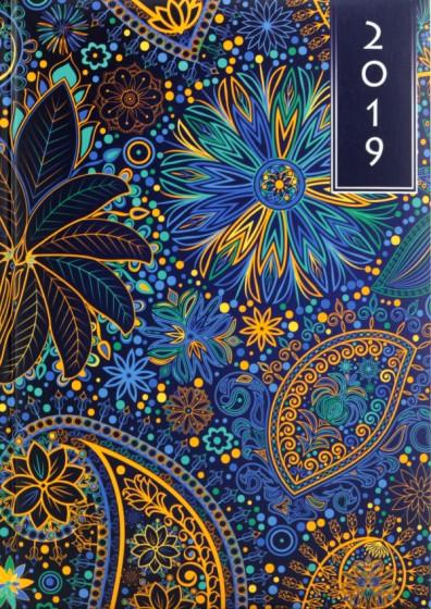Kalendarz A5 - Kwiaty
