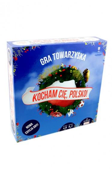 Kocham Cię, Polsko! gra