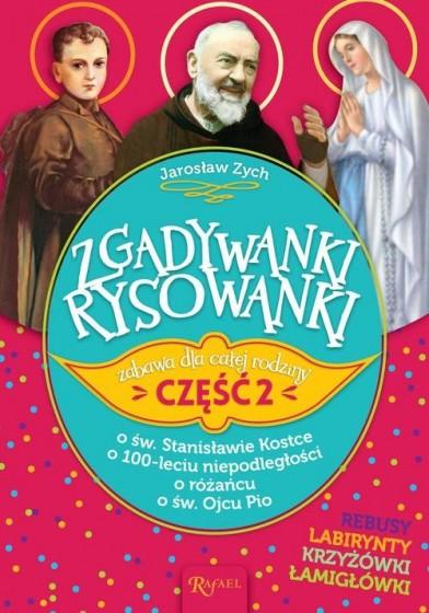 Zgadywanki rysowanki cz.2
