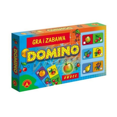 Domino - Owoce