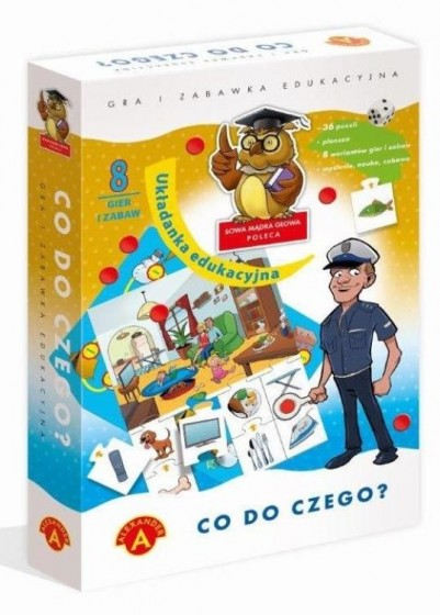 Co do czego?
