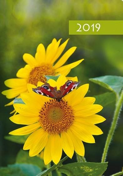 Kalendarz B7 Kwiatek