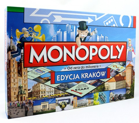 Monopoly Edycja Kraków