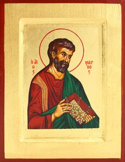 Ikona Święty Marek Apostoł -mała