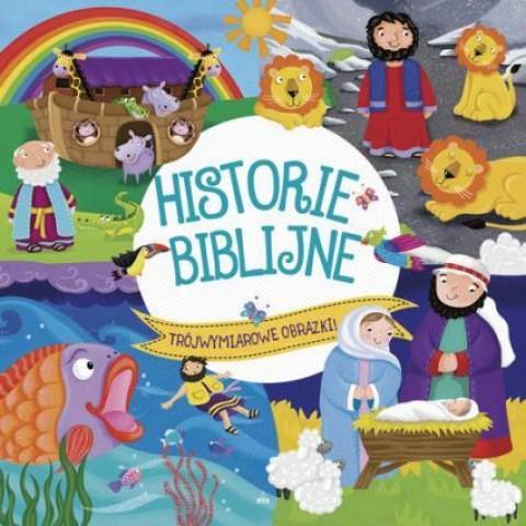 Historie biblijne Trójwymiarowe obrazki