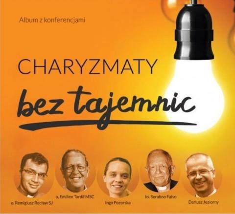 Charyzmaty bez tajemnic CD