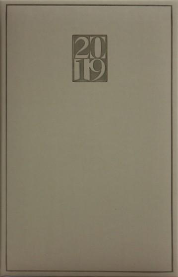 Terminarz B6 Print Szary