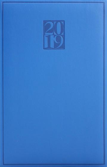 Terminarz B7 Print niebieski