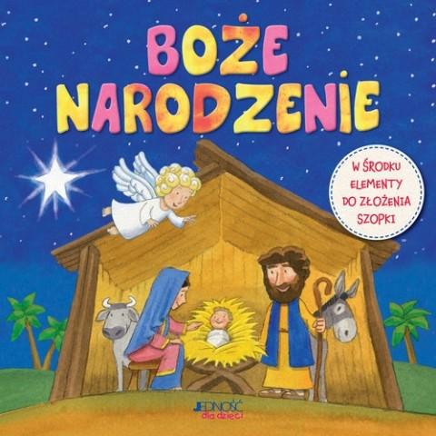 Boże Narodzenie książka układanka