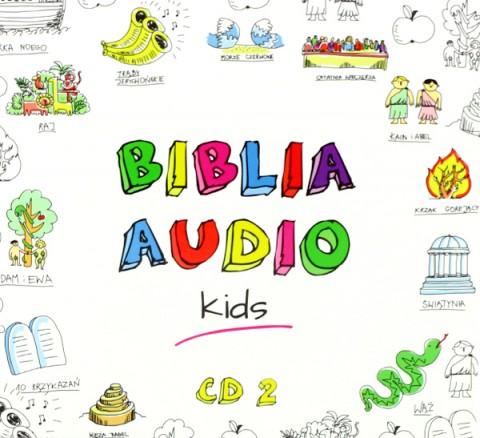 Biblia Audio Kids CD 2