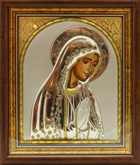 Ikona Matka Boża Fatimska / duża
