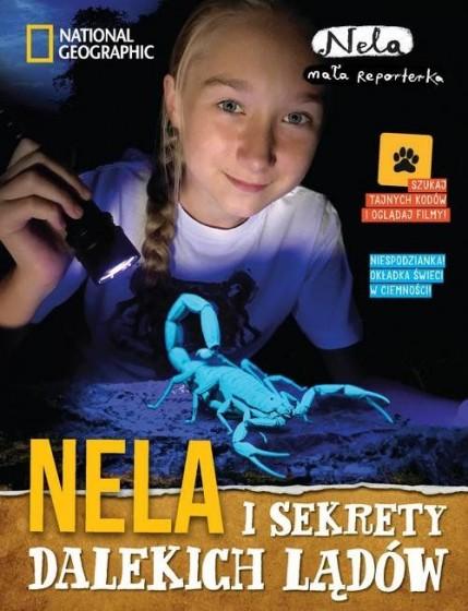 Nela i sekrety dalekich lądów