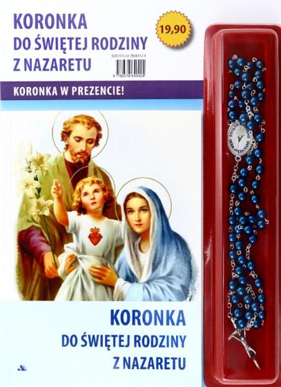 Koronka do Świętej Rodziny z Nazaretu