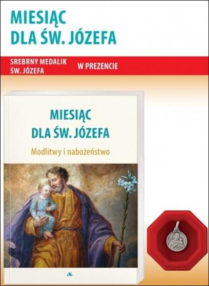 Miesiąc dla świętego Józefa modlitwy i nabożeństwa