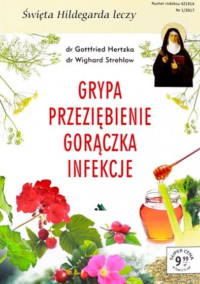 Grypa, przeziębienia, gorączka, infekcje dróg oddechowych