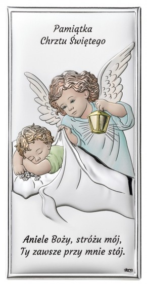 Pamiątka Chrztu Świętego Obraz DS01/3C