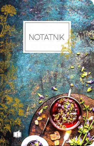 Notatnik Herbatka ziołowa