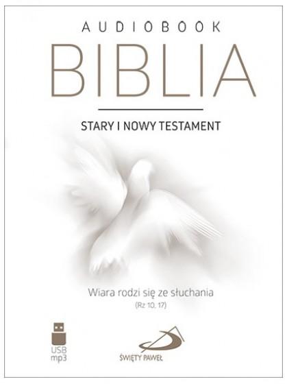 Biblia. Stary i Nowy Testament pendrive