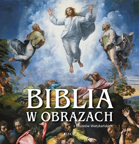 Biblia w obrazach z Muzeów Watykańskich