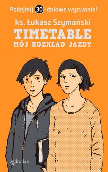 Timetable / Mój rozkład jazdy
