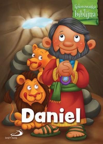 Daniel / kolorowanka biblijna