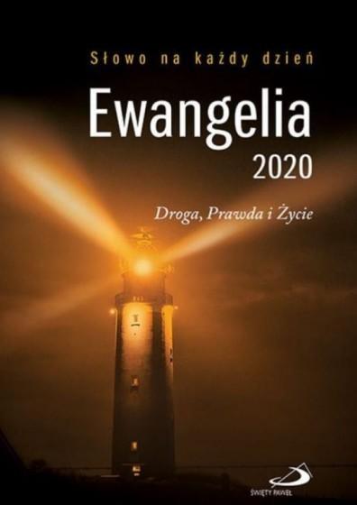 Ewangelia 2020 oprawa twarda