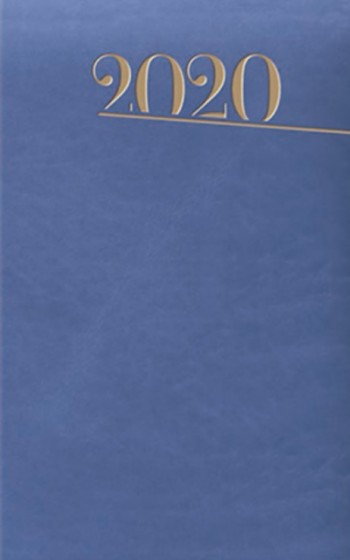 Terminarz B7 Standard lawendowy