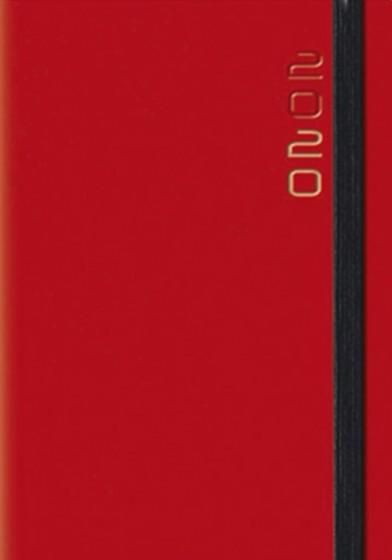 Terminarz B7 Flex czerwony