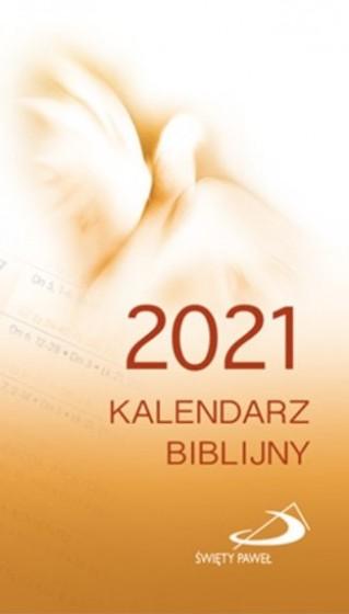 Kalendarz biblijny 2021