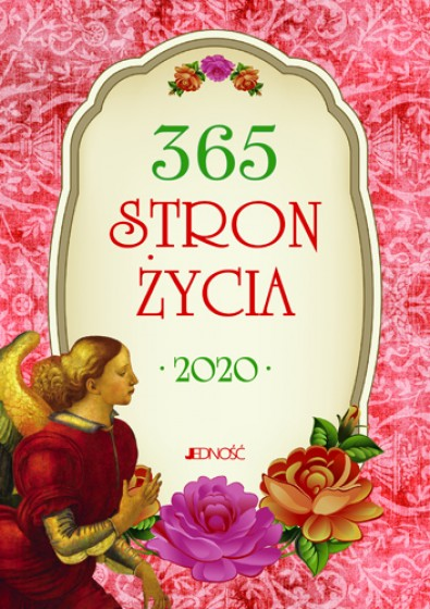365 stron życia Kalendarz 2020