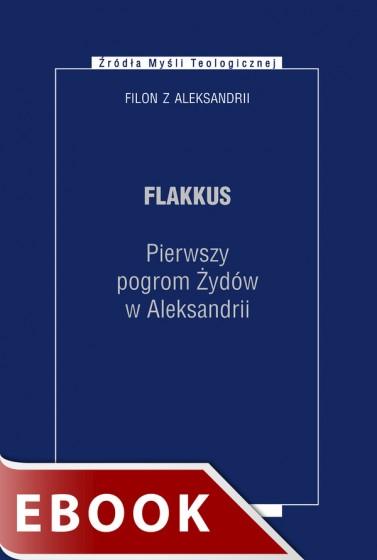 Flakkus Pierwszy pogrom Żydów w Aleksandrii