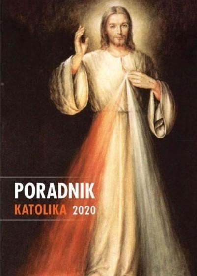 Poradnik katolika 2020 Pan Jezus Miłosierny