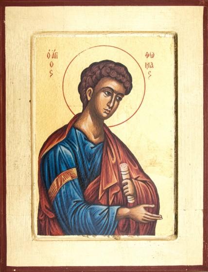 Ikona Święty Tomasz średnia