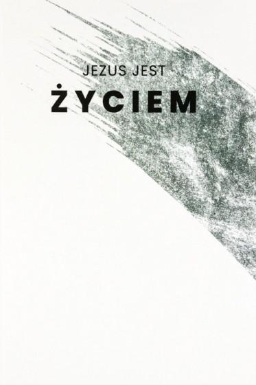 Notatnik Lux - Jezus jest życiem