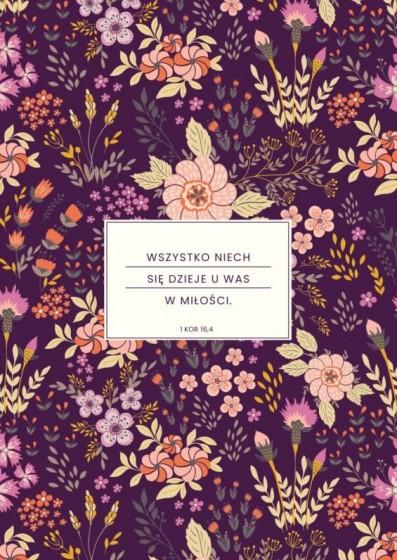 Mój dziennik - Wszystko niech się dzieje...