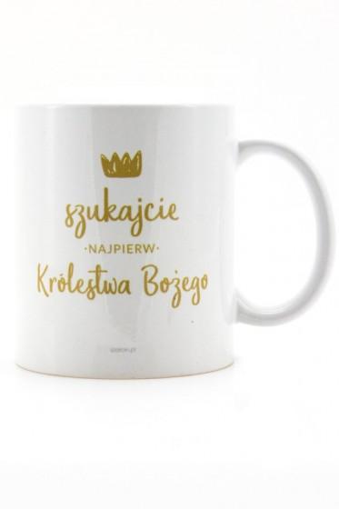 Kubek - Szukajcie najpierw Królestwa Bożego