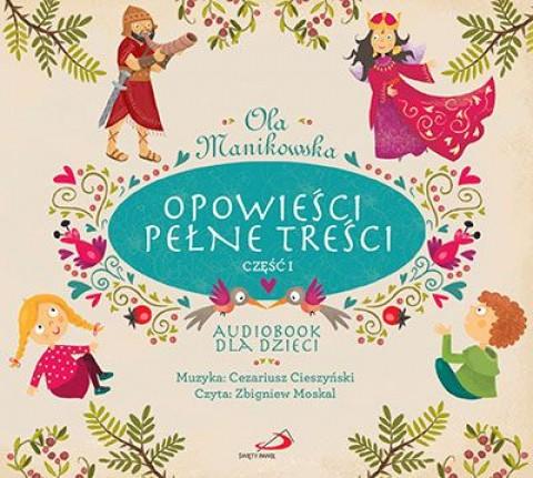 Opowieści pełne treści cz.1 audiobook