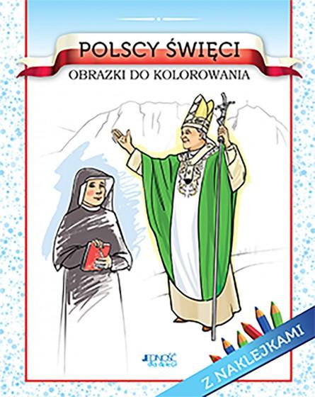 Polscy święci Obrazki do kolorowania
