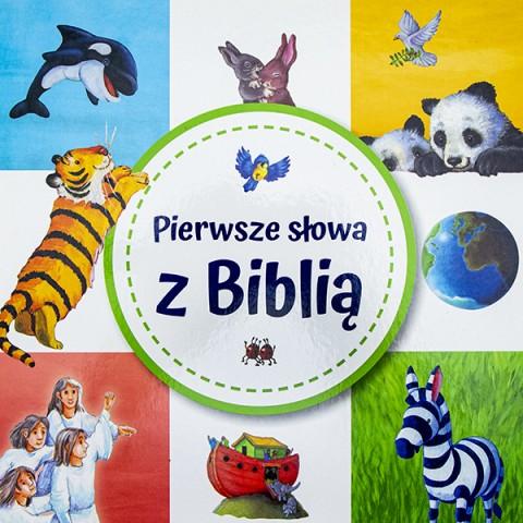 Pierwsze słowa z Biblią