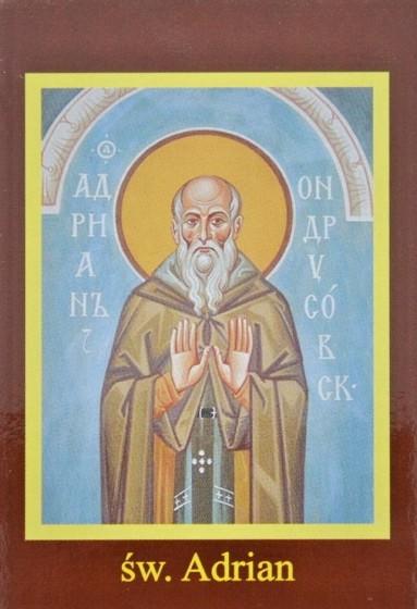Ikona Twojego Patrona - św. Adrian