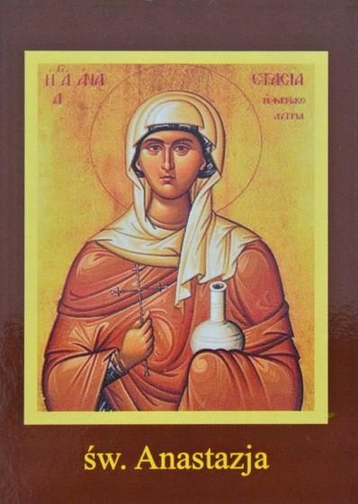 Ikona Twojego Patrona - św. Anastazja