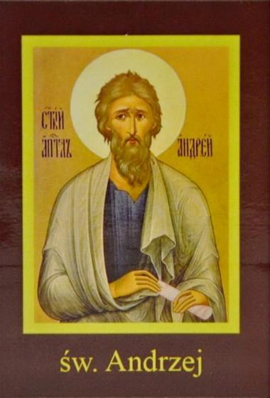 Ikona Twojego Patrona - św. Andrzej