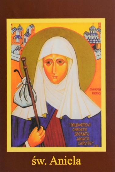 Ikona Twojego Patrona - św. Aniela