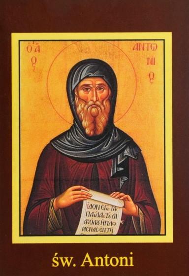 Ikona Twojego Patrona - św. Antoni