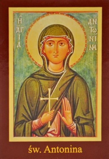 Ikona Twojego Patrona - św. Antonina