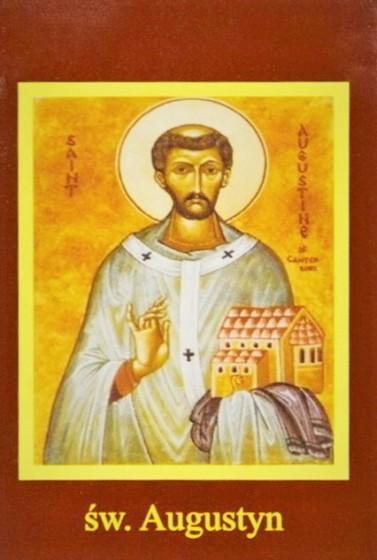 Ikona Twojego Patrona - św. Augustyn