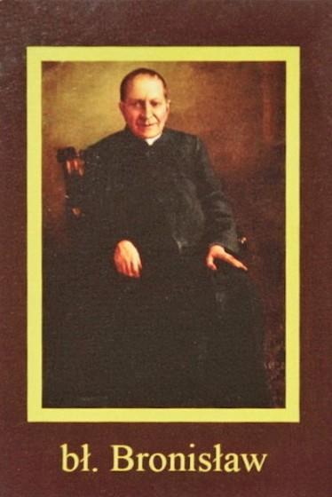 Ikona Twojego Patrona - bł. Bronisław Markiewicz