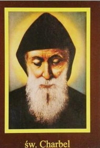 Ikona Twojego Patrona - św. Charbel