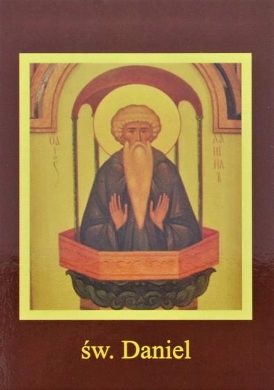 Ikona Twojego Patrona - św. Daniel
